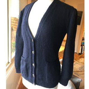 Ralph Lauren wool knitted cardigan - cozy and luxe